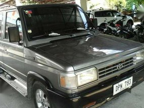 Toyota tamaraw fx 1996 model gas 5k price 108k