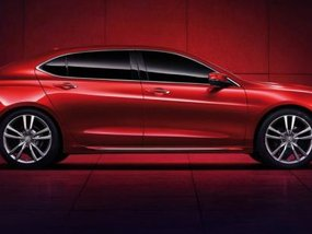 Stretched variant of Acura TLX-L makes Shanghai auto show debut