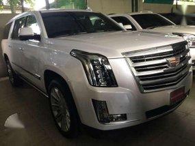 2017 Cadillac Escalade ESV Platinum 62L V8 Fullest Option