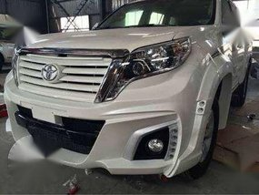 2015 to 2017 Toyota Landcruiser Prado FJ150 Wald Bodykit Imported Led