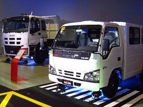 Isuzu Truck Fest at the SMX Convention Center