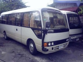 Well kept Toyota Coaster for sale