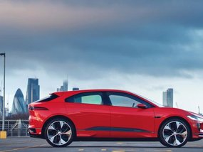 Production-Spec 2018 Jaguar I-Pace may debut in Frankfurt