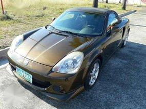 2001 Toyota MRS (miata eclipse rx7 rx8 z3 civic sir vios altis city)