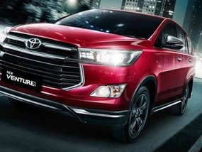 Toyota Innova Crysta Touring Sport to debut in India next month