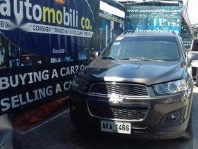 2014 Chevrolet Captiva LS 4x2 Automatic Diesel - Automobilico SMB