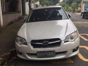 2007 Subaru Legacy Pearl White