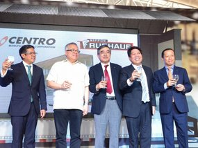 Bulacan plant to locally manufacture and assemble wing vans