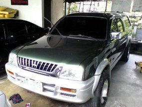 for sale Mitsubishi L200 2002