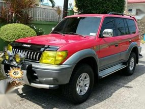 Toyota Prado VX 1997 AT