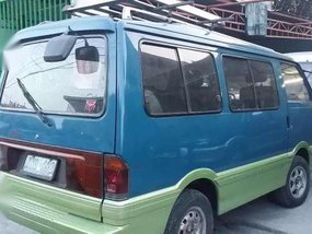 mazda power van turbo diesel 2003