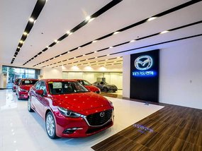 Mazda's latest dealership in Manila