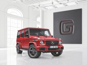 Mercedes-Benz G-Class introduces four special editions