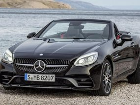 Mercedes-Benz SLC 180 premieres in UK with price tag from £32,039 (₱2,072,910)