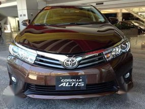 Enjoy Coolest Promo from Toyota ALTIS 59k All-in Down