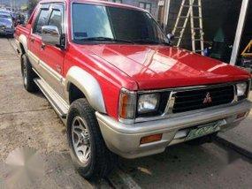 Mitsubishi Strada 4x4 Turbo Pick up