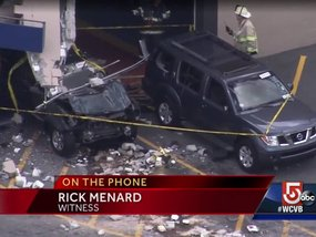 Three killed and nearly ten injured at Massachusetts auto auction