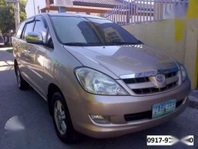 Toyota Innova G AT 2005 GOOD AS NEW rav4 xuv revo avanza 2006 2007