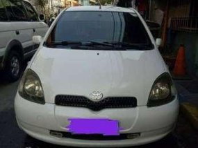 Toyota Vitz 1.0 vvti AT