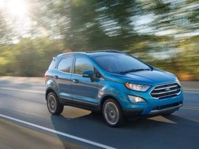Ford EcoSport 2018 facelift debuts in China