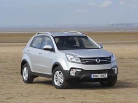 SsangYong marked the launch of all-new Korando 2017 in UK.