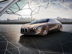 Future BMW iNext will be an electric crossover with level 3 autonomy
