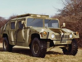 Humvees to come in the China market