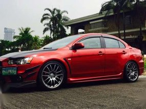 Mitsubishi Lancer Evolution Evo X vs Subaru STI