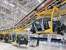 Tata Motors: A decline of over 9% in global sales in April