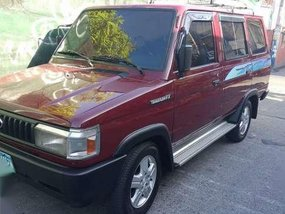 Toyota FX 1997 MT Red For Sale