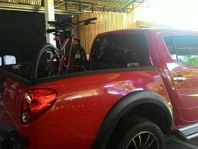 Mitsubishi Strada 2010 MT Red For Sale