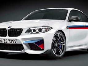 New BMW M240i M Performance Edition boasts sporty look and impressive performance