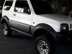 Suzuki Jimny 2002 M/T for sale