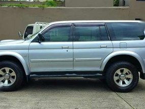 2006 Mitsubishi Montero Sport AT Silver For Sale