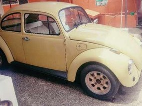 Volkswagen MT 1972 Golden For Sale