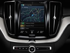 Android operating system into upcoming Volvos