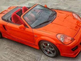 For sale Toyota MR-S