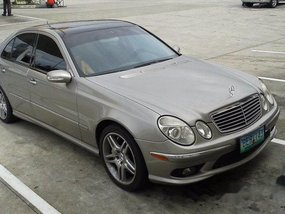 Mercedes-Benz E55 2003 AMG A/T for sale