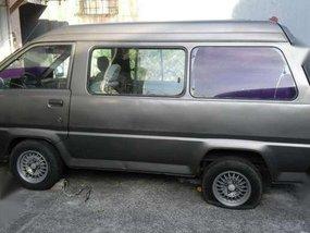 Very Fresh Toyota lite Ace Van Manual Grey for sale