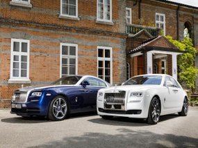 Rolls-Royce unveils two special editions for South Korea