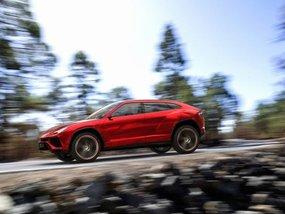 2018 Lamborghini Urus to deliver 650 hp from a twin-turbo V8