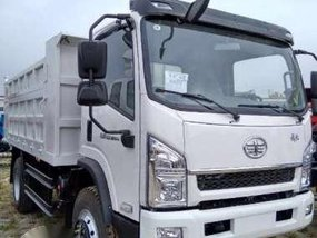 New FAW Dump 2017 White For Sale