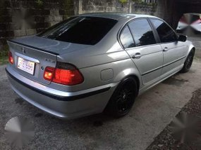 BMW 325i Automatic Silver for sale