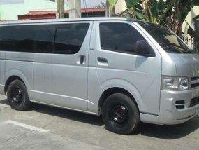 For sale Toyota Hi-Ace Commuter