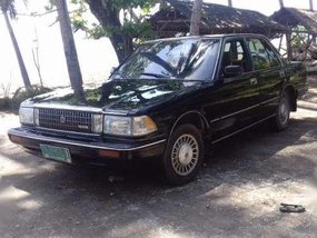 For Sale Toyota Crown Black Manual for sale