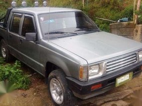 Mitsubishi L200 Pick-Up Grey For Sale