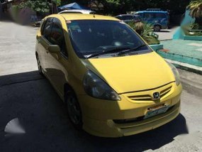 2017 Honda Fit Yellow for sale