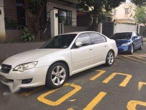 For sale Subaru Legacy Pearl White