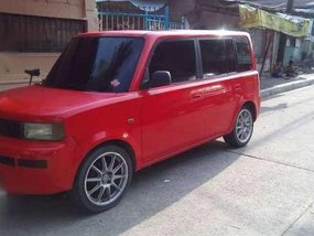Toyota BB Automatic 2008 Red For Sale