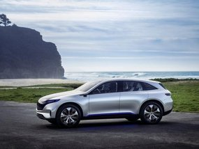 Mercedes to reveal EQ hatchback concept at Frankfurt